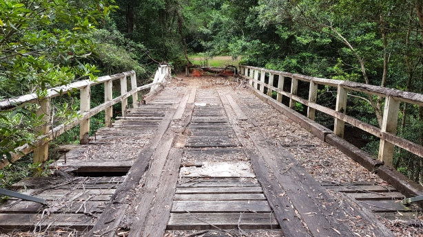 Bridge Bowens Creek