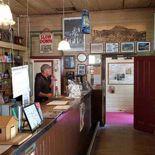 Newnes pub