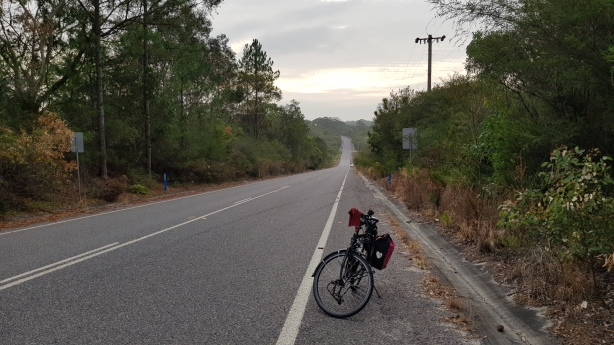 The old Pacific Highway