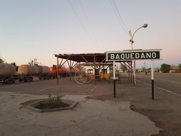 Baquedano