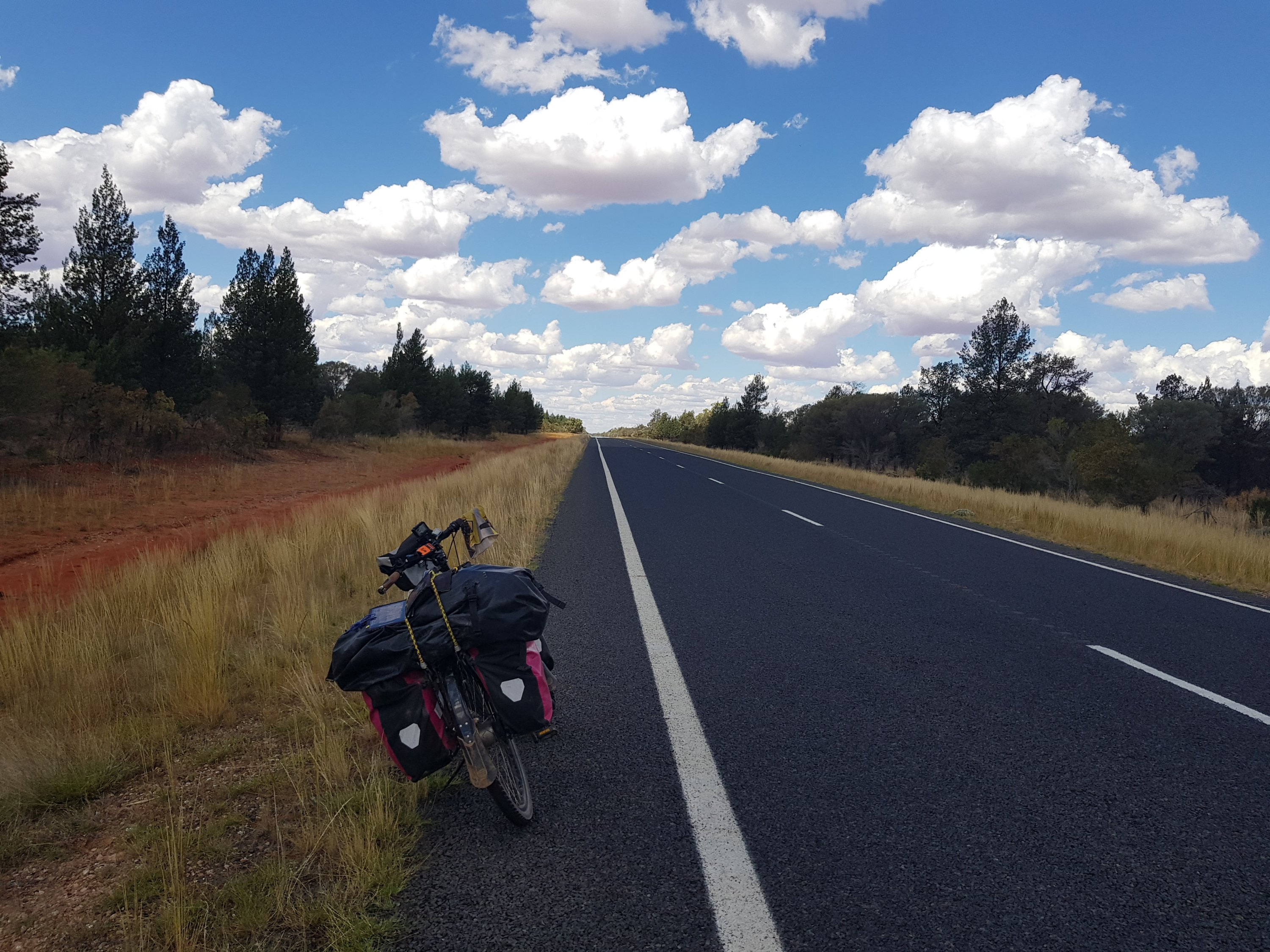 The road to Cobar