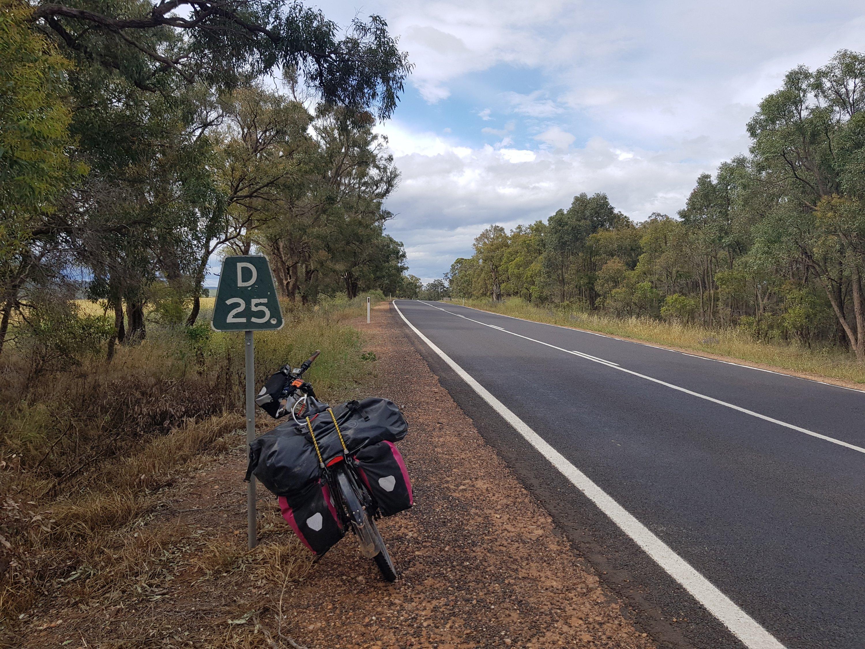 25km to Dunedoo